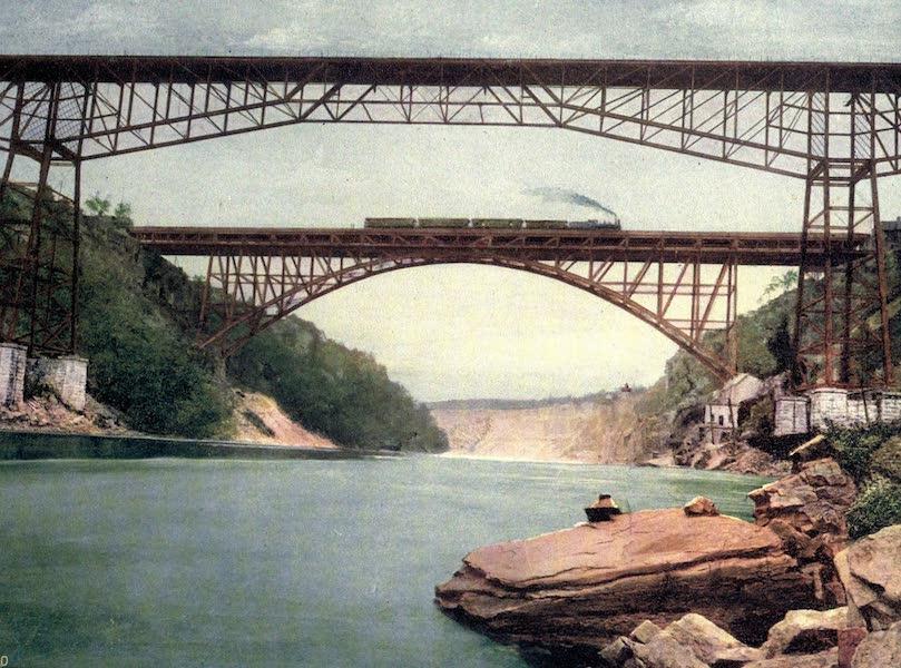Niagara Falls, Nature's Throne - Railway Bridges Which Span the Gorge (1907)