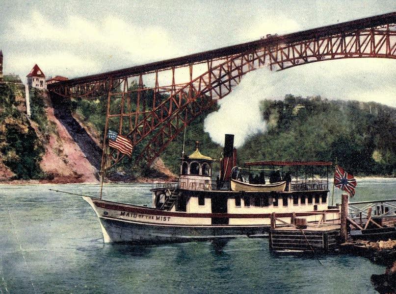 Niagara Falls, Nature's Throne - Maid of the Mist (1907)