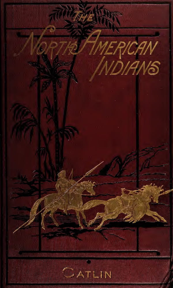 Wellcome Collection - North American Indians Vol. 1