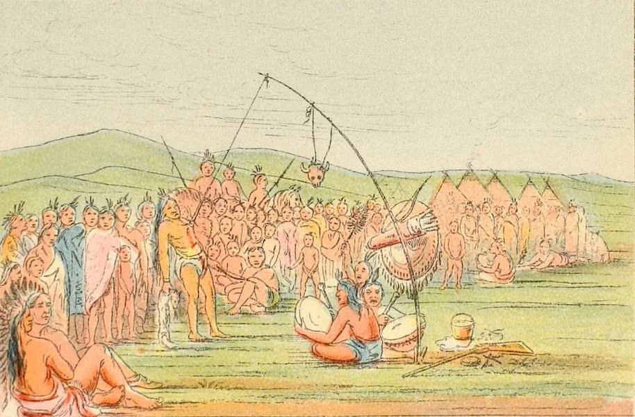 North American Indians Vol. 1 - Fig. 97 (1926)