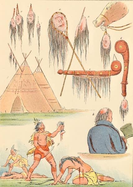 North American Indians Vol. 1 - Fig. 101a (1926)