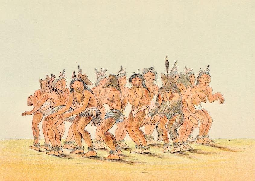 North American Indians Vol. 1 - Fig. 102 (1926)