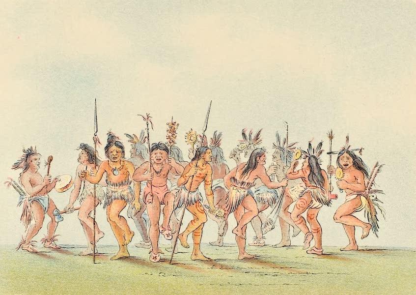 North American Indians Vol. 1 - Fig. 103 (1926)