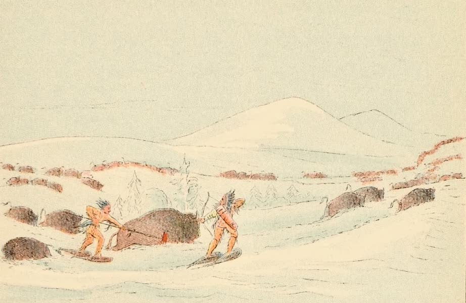 North American Indians Vol. 1 - Fig. 109 (1926)