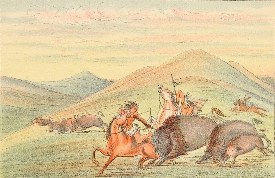 North American Indians Vol. 1 - Fig. 112 (1926)