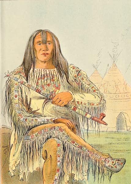 North American Indians Vol. 1 - Fig. 11 (1926)