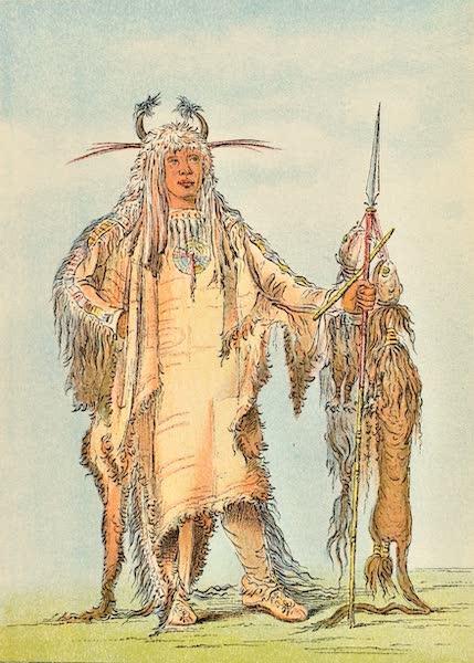 North American Indians Vol. 1 - Fig. 14 (1926)