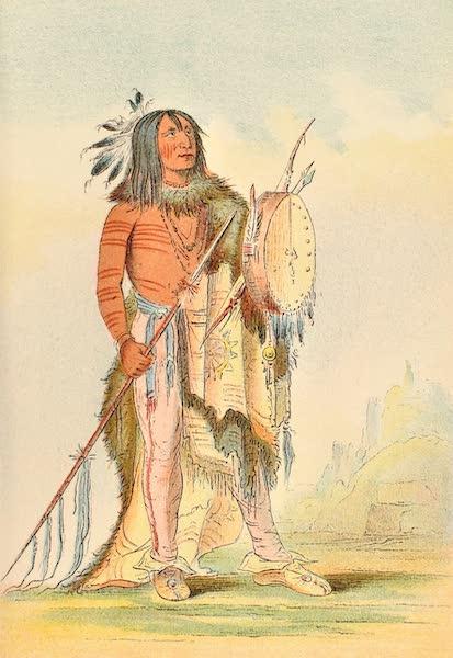 North American Indians Vol. 1 - Fig. 15 (1926)