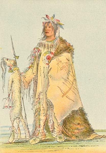 North American Indians Vol. 1 - Fig. 16 (1926)