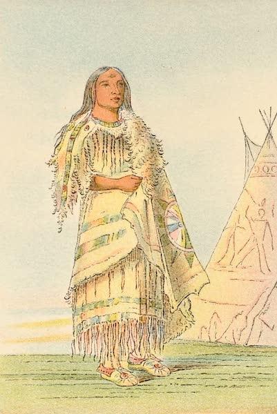 North American Indians Vol. 1 - Fig. 17 (1926)