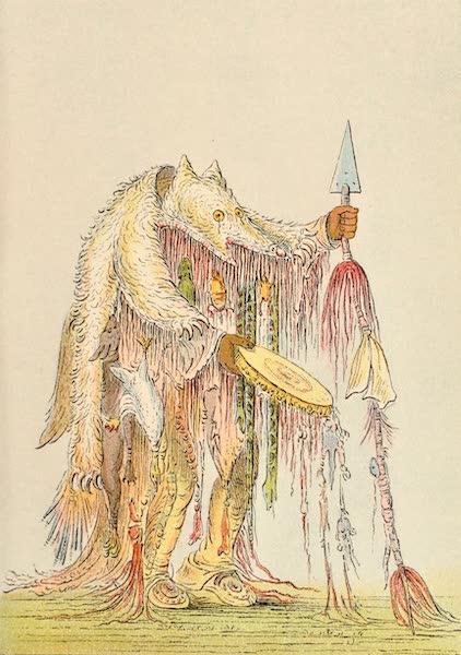 North American Indians Vol. 1 - Fig. 19 (1926)