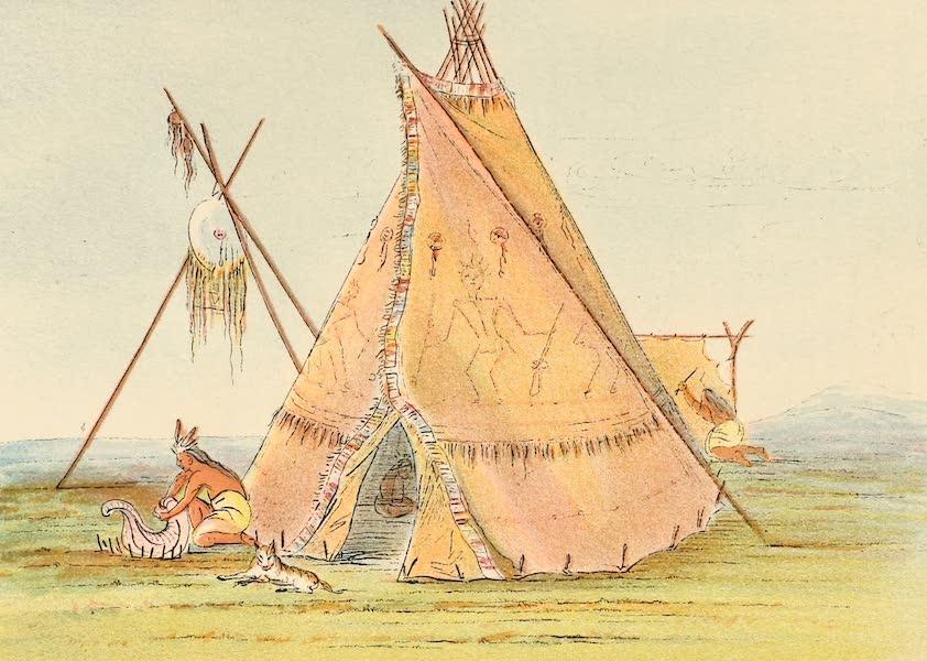 North American Indians Vol. 1 - Fig. 20 (1926)
