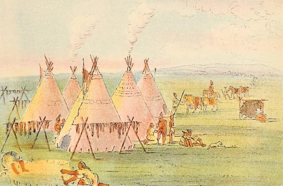 North American Indians Vol. 1 - Fig. 22 (1926)