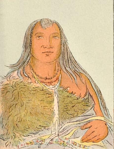 North American Indians Vol. 1 - Fig. 24 (1926)