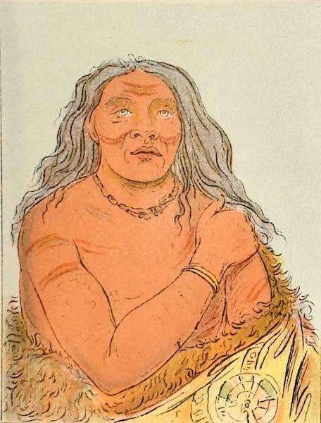 North American Indians Vol. 1 - Fig. 26 (1926)