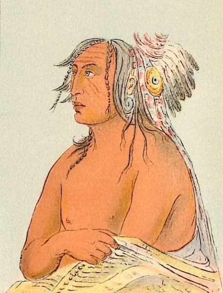 North American Indians Vol. 1 - Fig. 27 (1926)