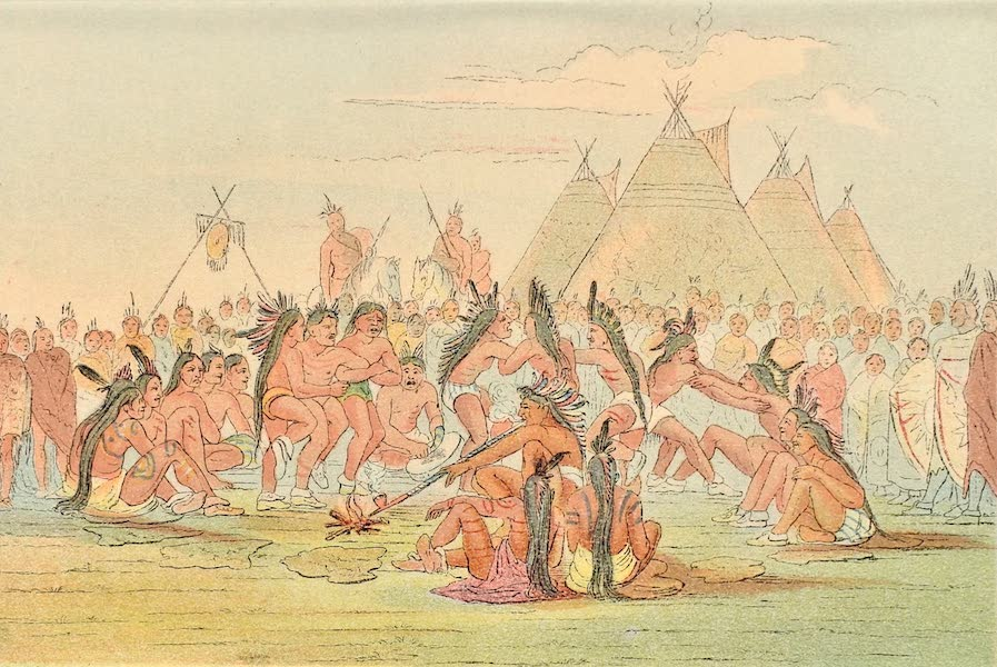 North American Indians Vol. 1 - Fig. 32 (1926)