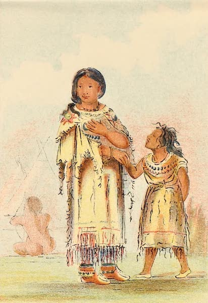 North American Indians Vol. 1 - Fig. 34 (1926)