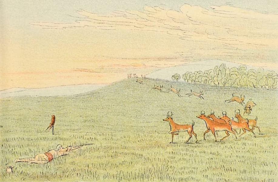 North American Indians Vol. 1 - Fig. 40 (1926)