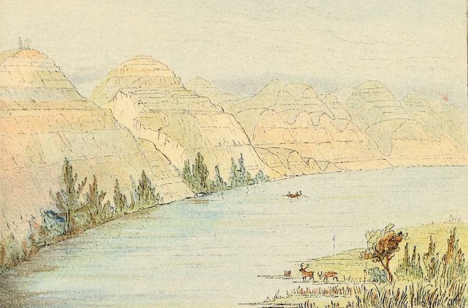 North American Indians Vol. 1 - Fig. 41 (1926)
