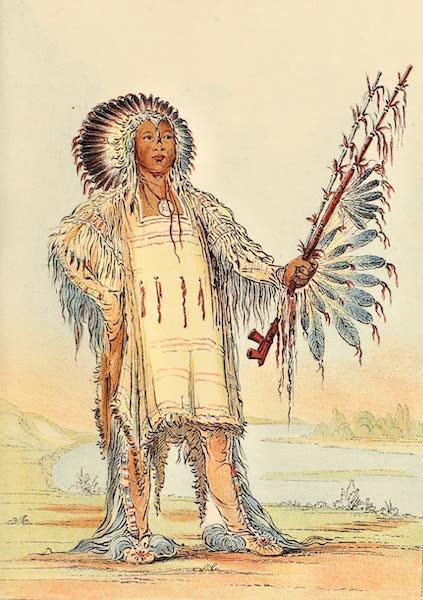 North American Indians Vol. 1 - Fig. 49 (1926)