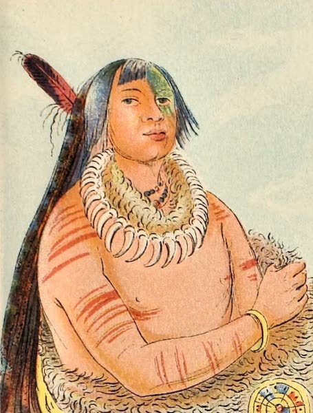 North American Indians Vol. 1 - Fig. 50 (1926)