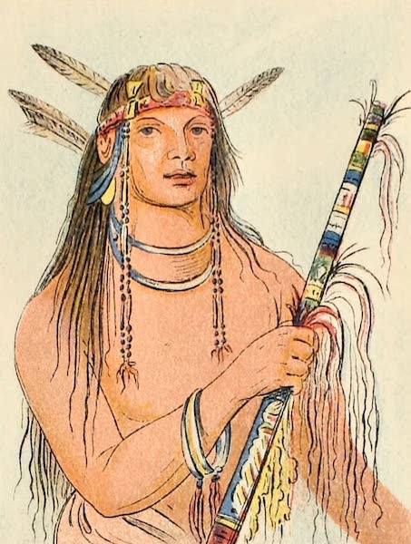 North American Indians Vol. 1 - Fig. 51 (1926)