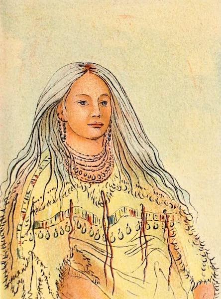 North American Indians Vol. 1 - Fig. 52 (1926)