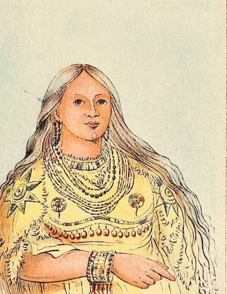 North American Indians Vol. 1 - Fig. 53 (1926)
