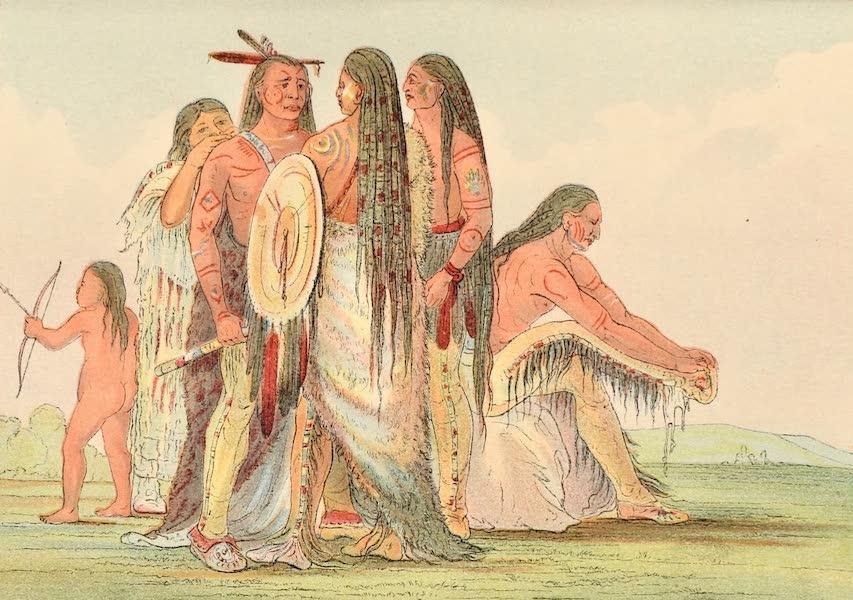 North American Indians Vol. 1 - Fig. 54 (1926)