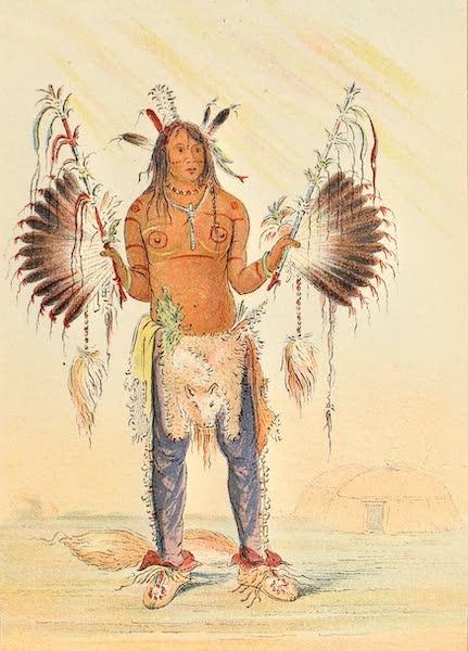 North American Indians Vol. 1 - Fig. 55 (1926)