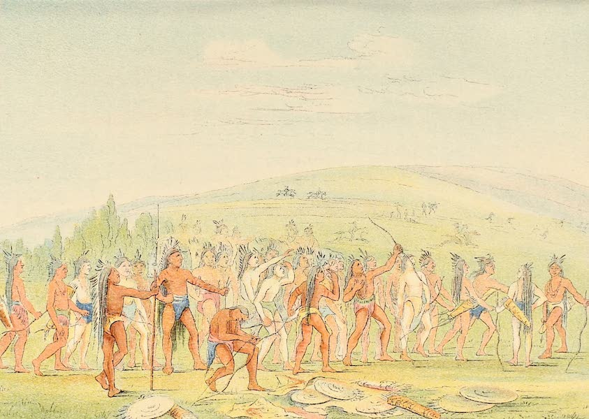 North American Indians Vol. 1 - Fig. 60 (1926)