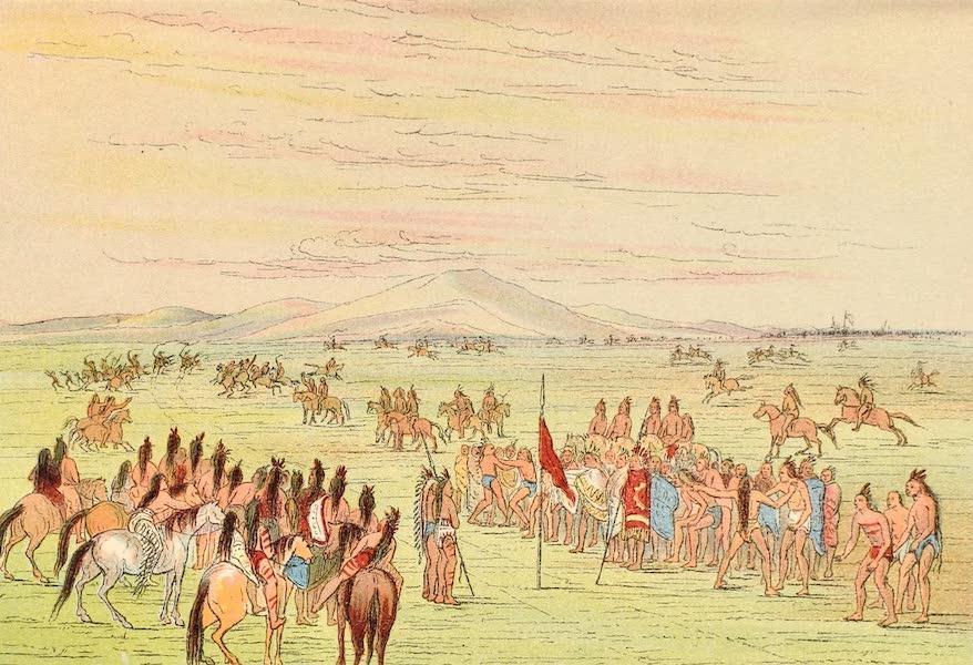 North American Indians Vol. 1 - Fig. 61 (1926)