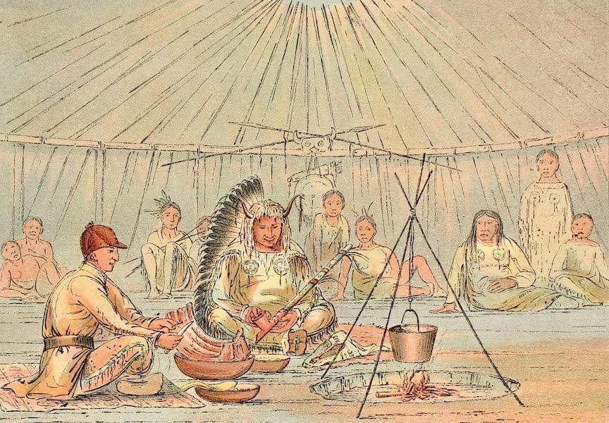 North American Indians Vol. 1 - Fig. 62 (1926)