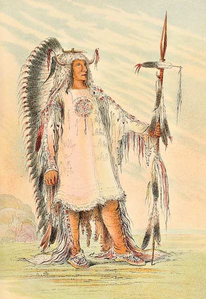 North American Indians Vol. 1 - Fig. 64 (1926)