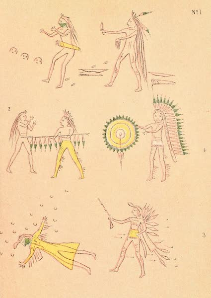 North American Indians Vol. 1 - No. 1, 2, 3, 4 (1926)