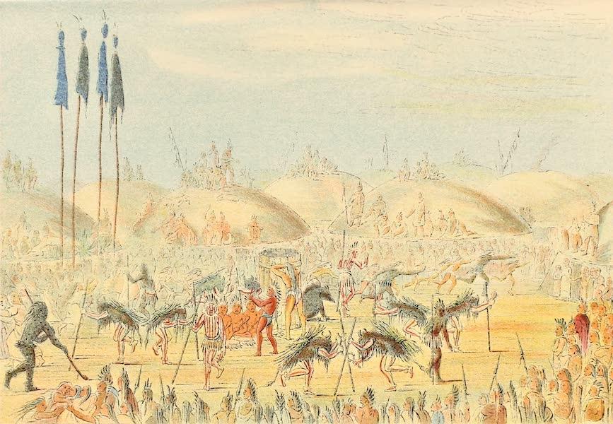 North American Indians Vol. 1 - Fig. 67 (1926)