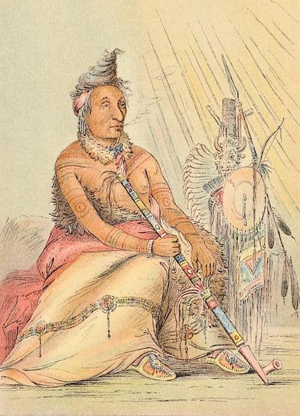 North American Indians Vol. 1 - Fig. 72 (1926)