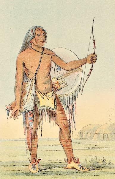 North American Indians Vol. 1 - Fig. 73 (1926)