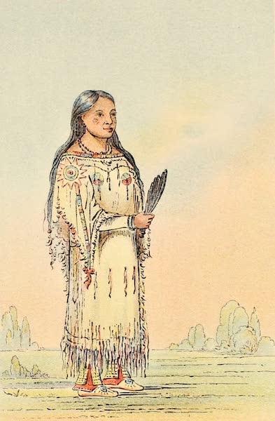 North American Indians Vol. 1 - Fig. 74 (1926)