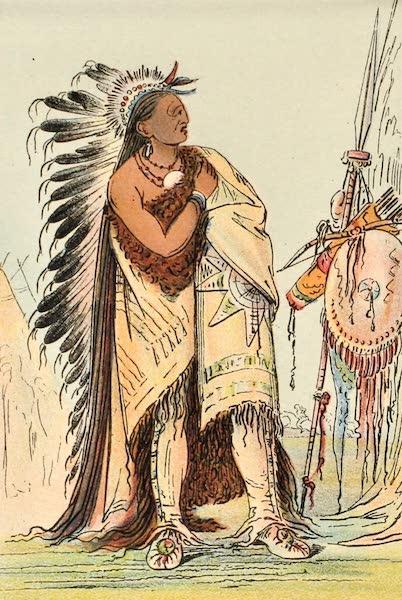 North American Indians Vol. 1 - Fig. 77 (1926)
