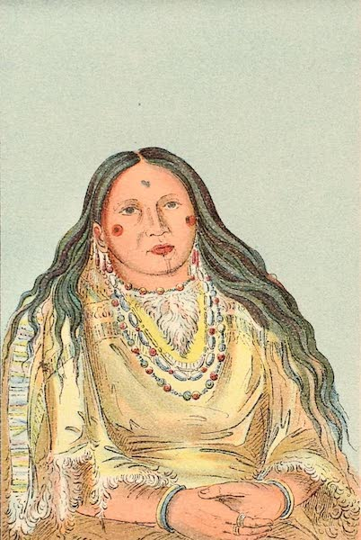 North American Indians Vol. 1 - Fig. 81 (1926)