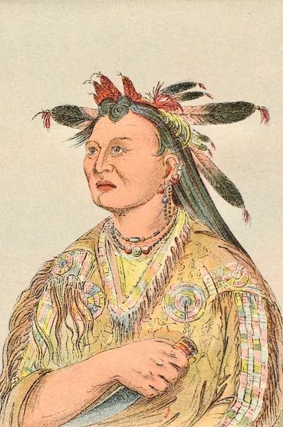 North American Indians Vol. 1 - Fig. 82 (1926)