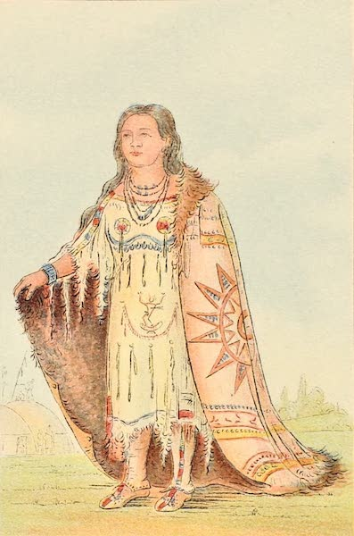 North American Indians Vol. 1 - Fig. 84 (1926)