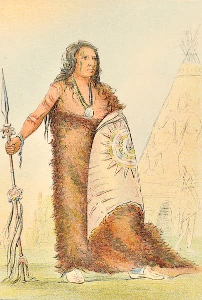 North American Indians Vol. 1 - Fig. 87 (1926)
