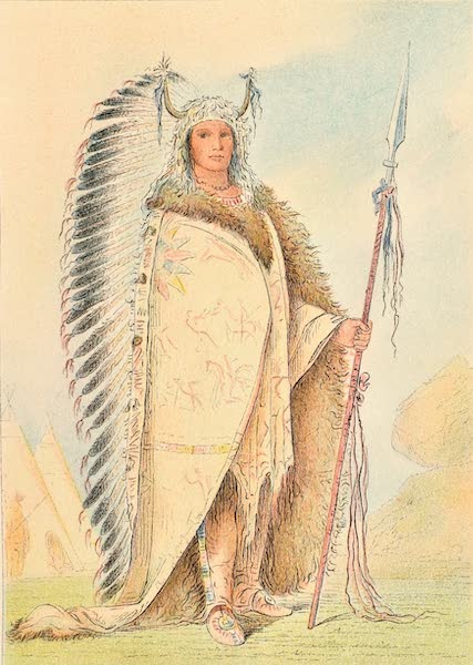 North American Indians Vol. 1 - Fig. 91 (1926)