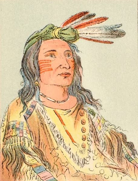 North American Indians Vol. 1 - Fig. 92 (1926)