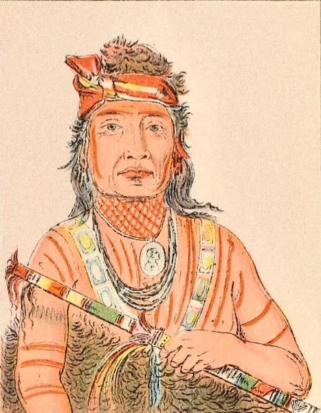 North American Indians Vol. 1 - Fig. 93 (1926)