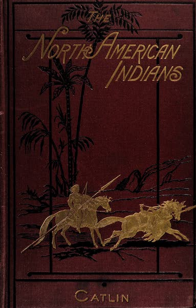North American Indians Vol. 2 - Front Cover (1926)