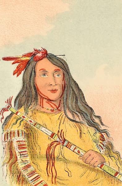 North American Indians Vol. 2 - Fig. 115 (1926)